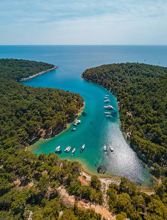Losinj - Travel Blog / Beach Krivice