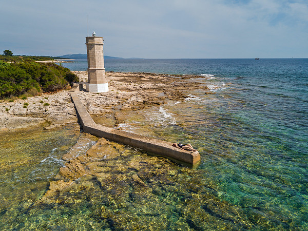 Losinj - Travel Blog / Kurile