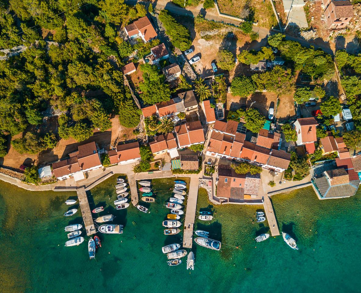 Losinj - Travel Blog / Punta Kriza