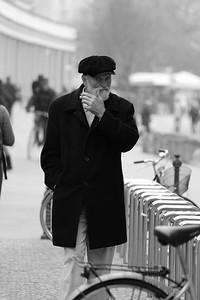 Man at Ljubljana market