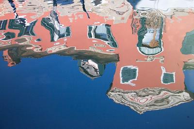 Reflections, Burano, Venice