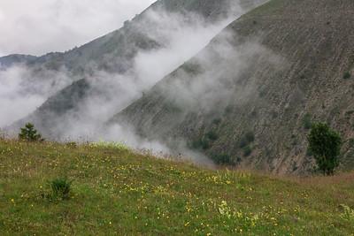Lukomir hills
