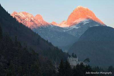 Predel Pass, Italy