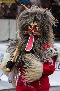 Pust (carnival), Ptjuj