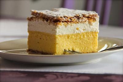 Bled cake (creme schnitte)