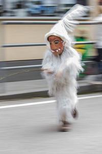 Pust (Carnival), Cerkno