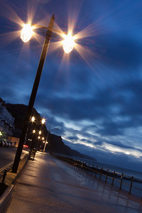 Sidmouth dawn