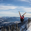 Athlete: Kalo Morrison<br /> Location: Selkirk Wilderness Skiing