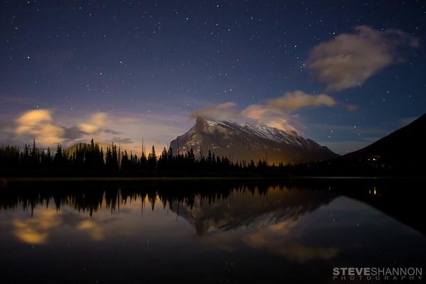 Mount Rundle, Banff, Alberta