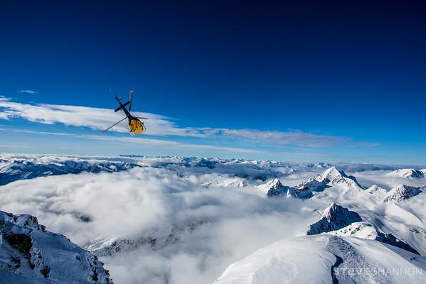 Stellar Heli Skiing<br /> Location: Kaslo, BC