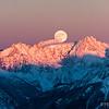 Full Wolf Moon - January 2017