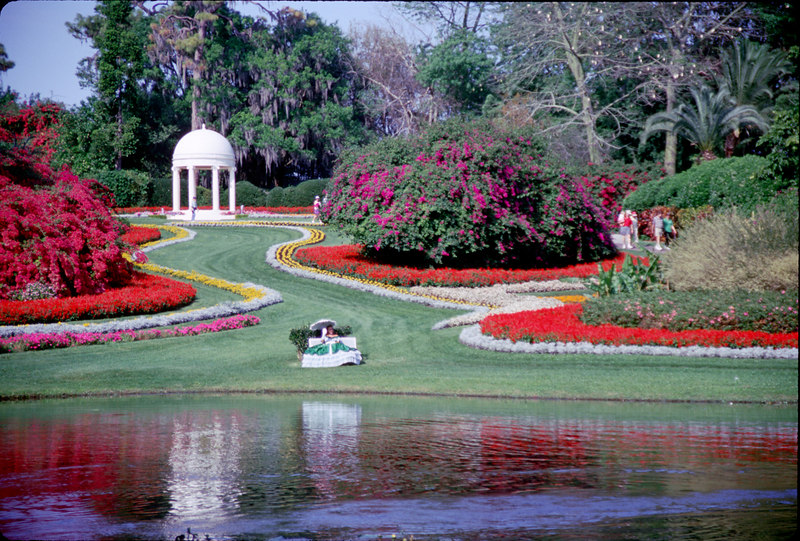 Cypress Gardens, Florida
