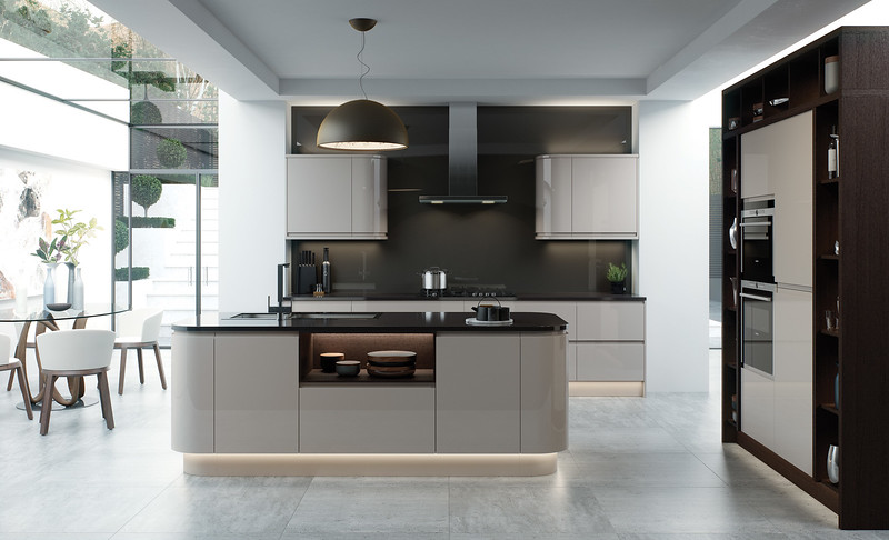 Stylish Contemporary - Strada Gloss