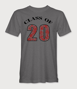 CLASS OF 20 Red