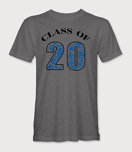 CLASS OF 20 Blue