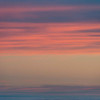 Falklands sunset