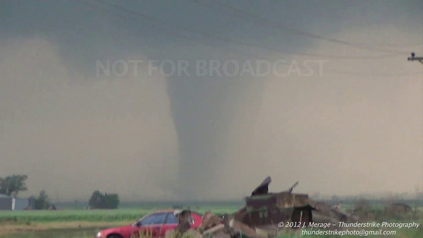 4.14.12 Cherokee, OK Tornadoes