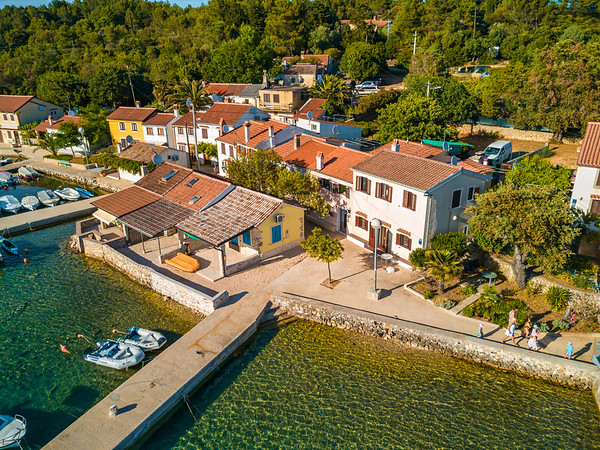 Losinj - Travel Blog / Punta Kriza