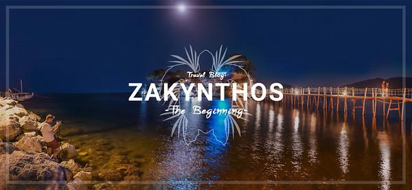 Zakynthos: The Beginning