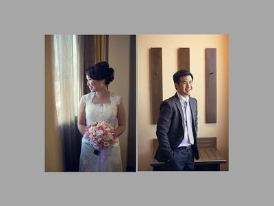 Kang + Evelyn
