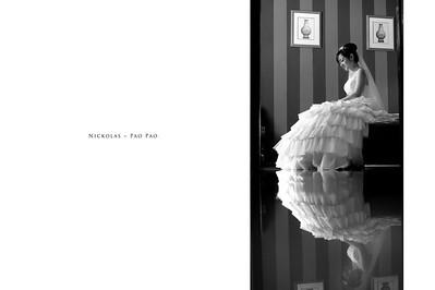 Nickolas + Pao Pao