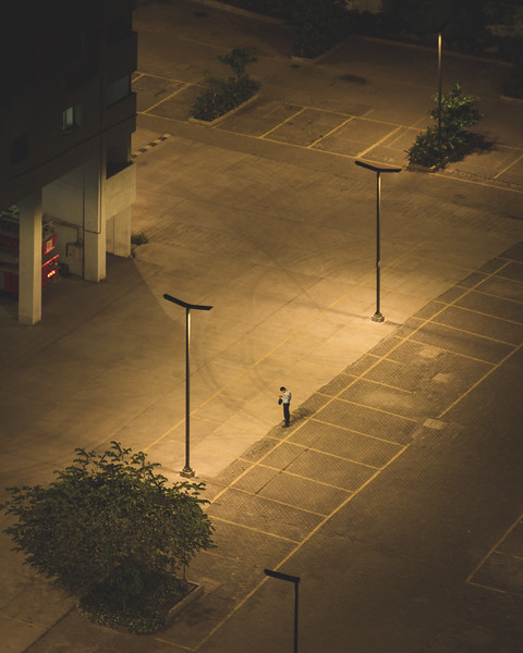 Alone for everyone