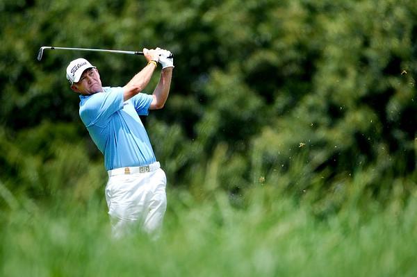 Golf: U.S. Senior Open-Final Round