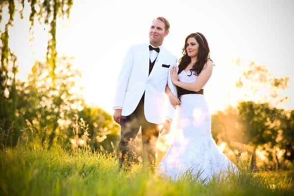 Wedding: Spring Meadows Country Club - Linden, MI
