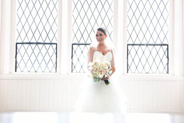 Wedding: Colony Club and  Fort Street Presbyterian Church - Detroit, MI