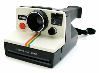 Polaroid OneStep Land camera
