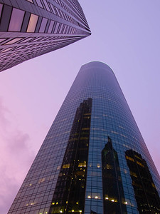 Houston Glass Buildings 5