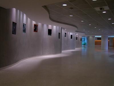 Houston Airport Interior 2