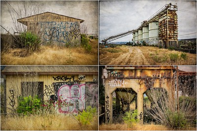 Abandoned Cement Plant 2019