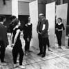 1966-67 Aaron Copland with Arts Academy dance students