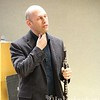 Jared Hauser (AS 85-86, IAC 88, IAA 88-90) oboe masterclass