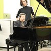 Daniel Epstein (IAC 60-61) piano masterclass and a 2012-13 IAA Concerto Competition Judge