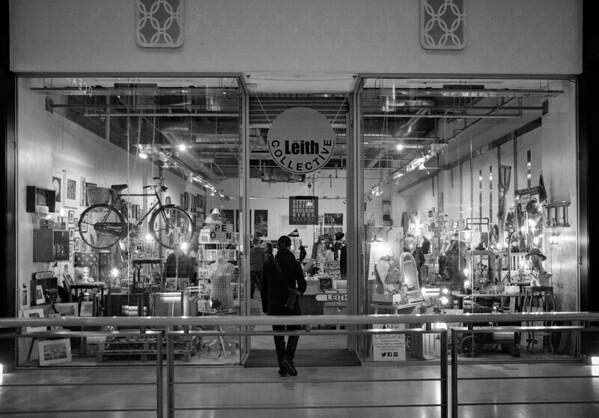Leith Collective, Ocean Terminal, Edinburgh.