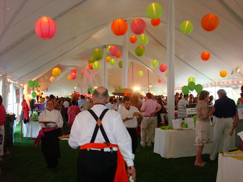 The Casual Gourmet can create a unique theme for your event