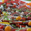 The Casaul Gourmet can create a meal for any occasion, like this summertime salad