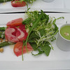 First Course Petite Soup & Salad by the Casual Gourmet