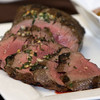 A perfectly cooked tenderloin for your Cape Cod Wedding