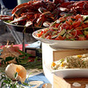 A lobster feast for friends and family at your wedding rehearsal