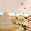 Our sand dune cake is one of our most popular for Cape Cod Weddings (Photo by Bello Photography)