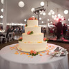 Your wedding cake should help accent your wedding's theme (and we can help!). Photo By Bellow Photography
