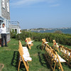 Ceremony Site for a Picture Perfect Cape Cod Wedding