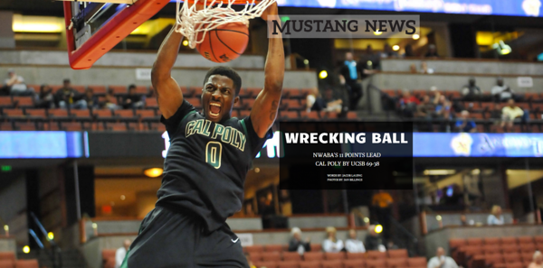 Mustang News 2014 Big West Tournament Web Story