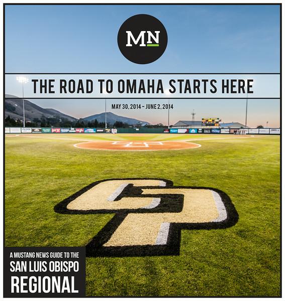 Mustang News 2014 Baseball Special Edition