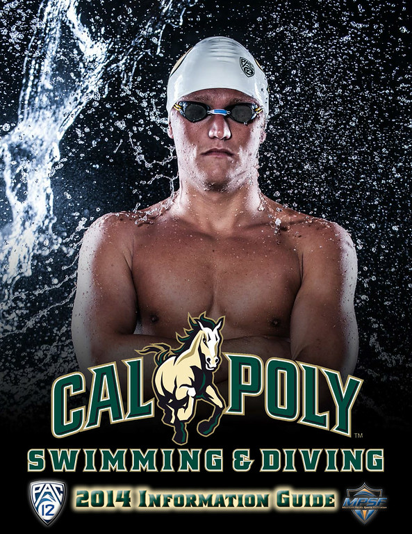 Cal Poly Athletics 2014 Swimming and Diving Media Guide