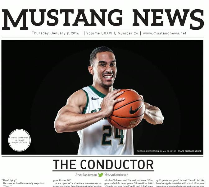 Mustang News January  9th, 2014