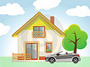 house-with-car-and-tree-prev12652731849231dU